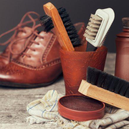 Comment entretenir des chaussures en cuir
